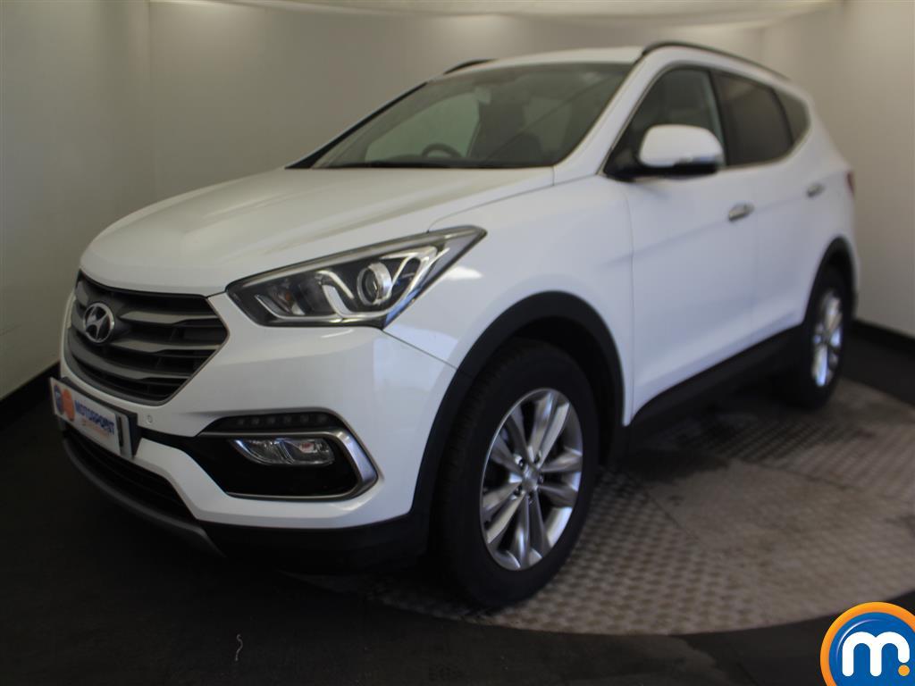 Hyundai Santa Fe Premium - Stock Number (982354) - Passenger side front corner