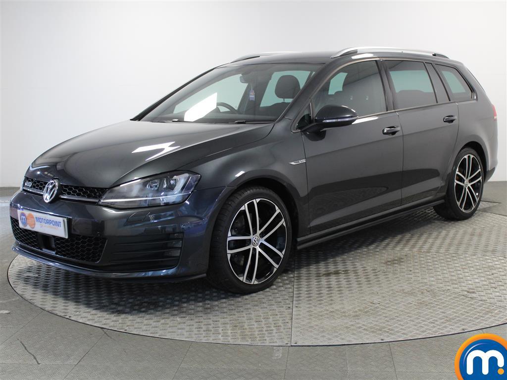 Volkswagen Golf GTD - Stock Number (981083) - Passenger side front corner