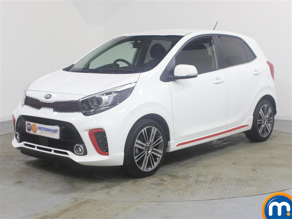 KIA Picanto GT-line - Stock Number (973421) - Passenger side front corner