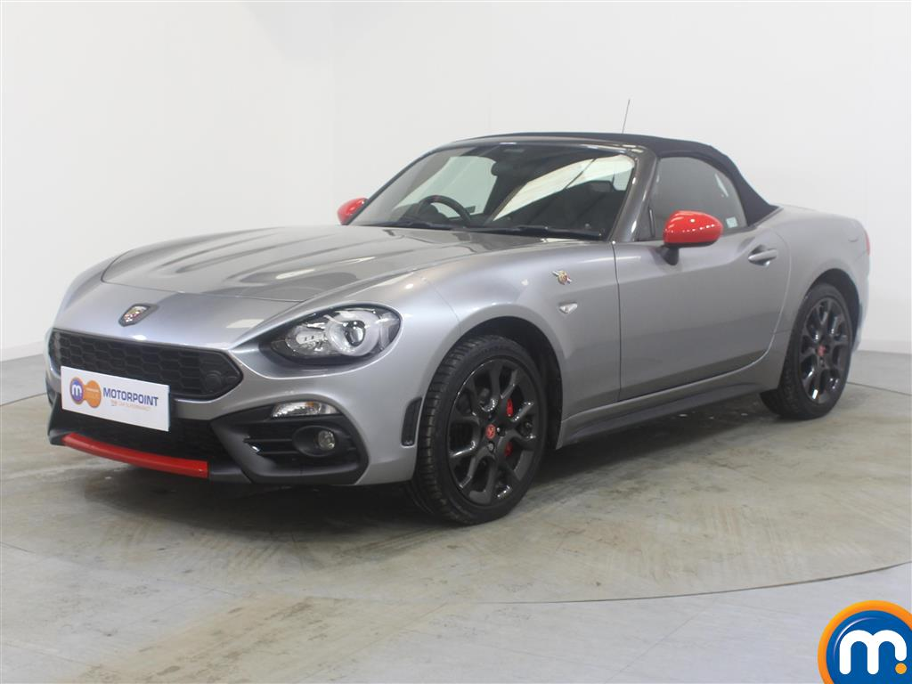 Abarth 124 Spider 1.4 T MultiAir 2dr Auto - Stock Number (975277) - Passenger side front corner