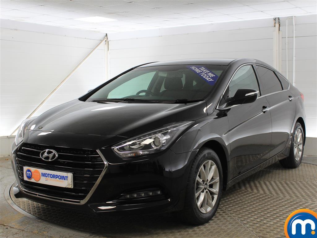 Hyundai I40 SE Nav - Stock Number (984821) - Passenger side front corner