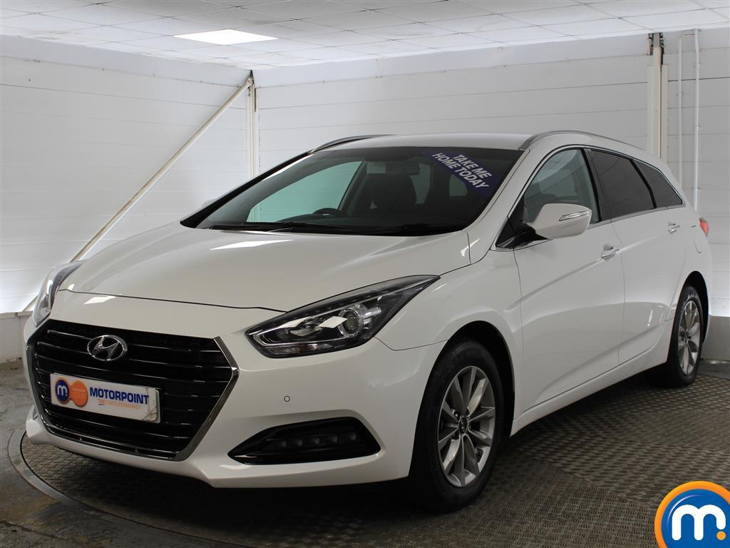 Hyundai I40 SE Nav - Stock Number (984902) - Passenger side front corner