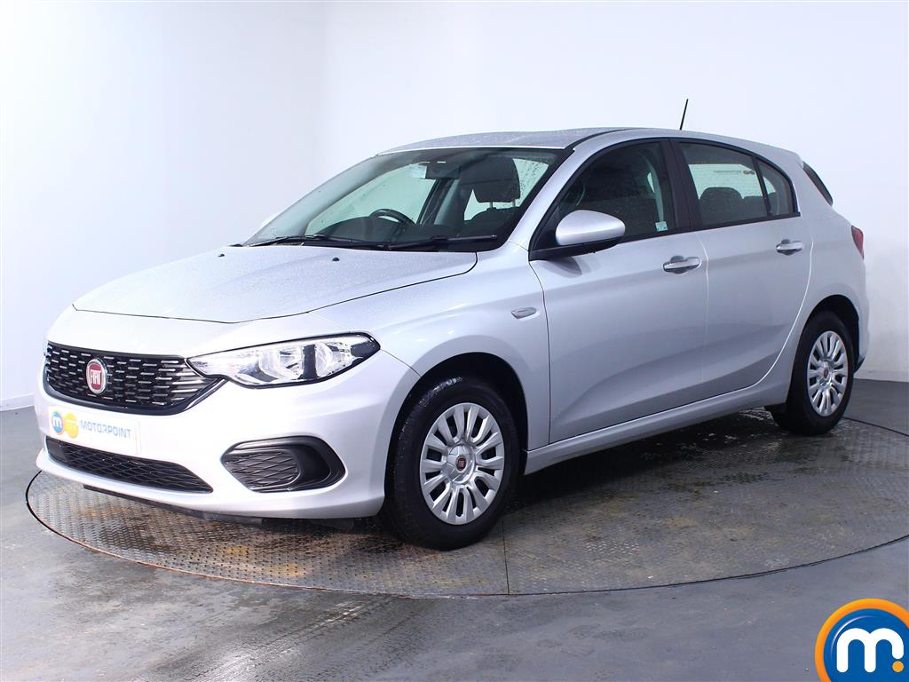 Fiat Tipo Easy - Stock Number (980024) - Passenger side front corner