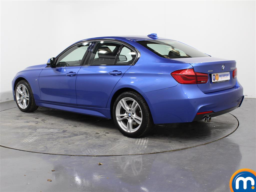 BMW 3 Series M Sport Automatic Diesel Saloon - Stock Number (981464) - Passenger side rear corner