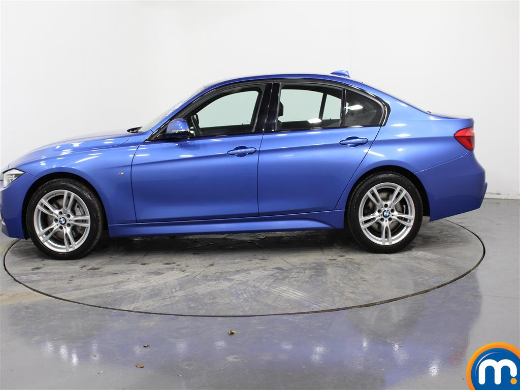 BMW 3 Series M Sport Automatic Diesel Saloon - Stock Number (981464) - Passenger side