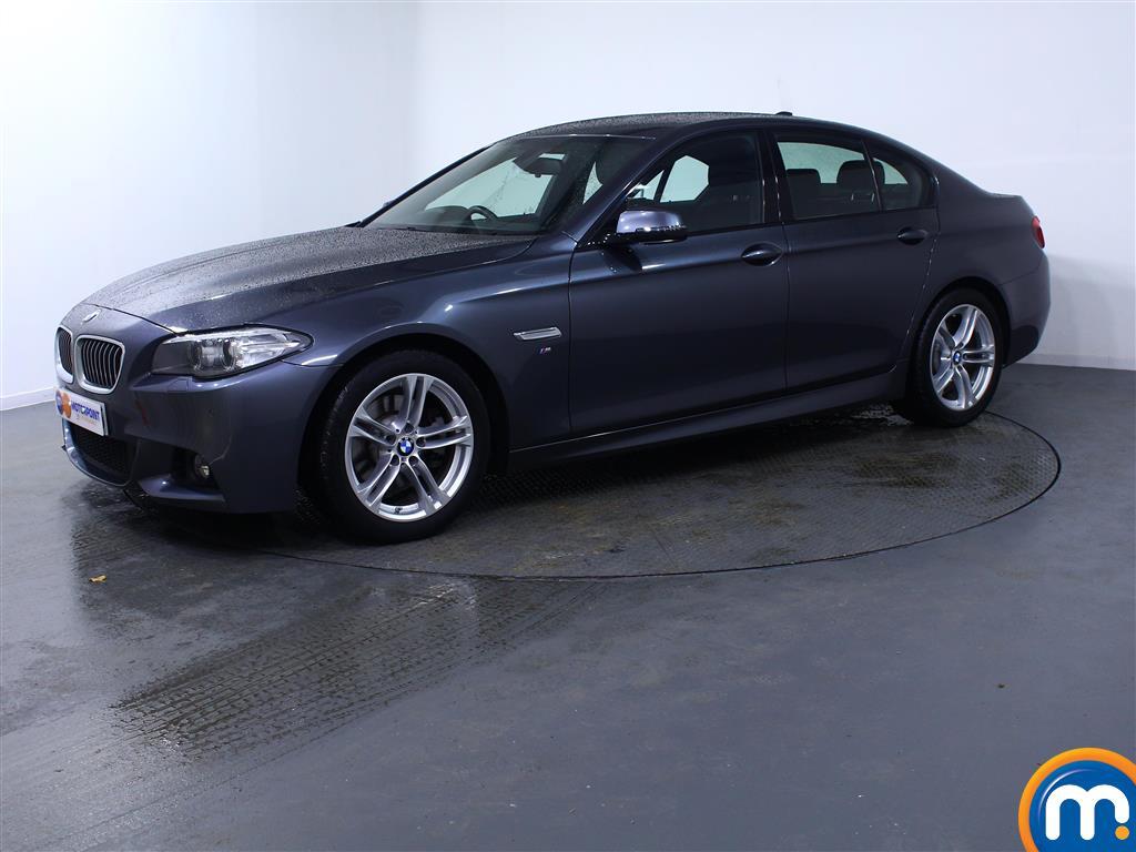 BMW 5 Series M Sport - Stock Number (986517) - Passenger side front corner