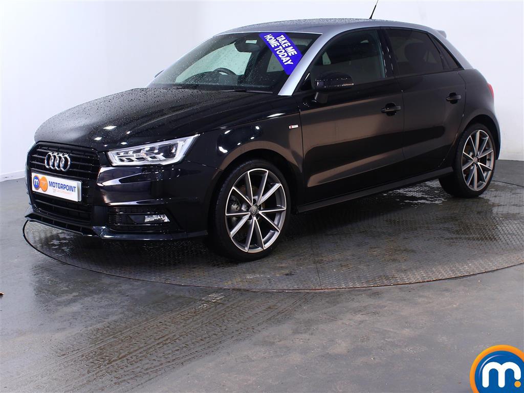 Audi A1 Black Edition Nav - Stock Number (981078) - Passenger side front corner