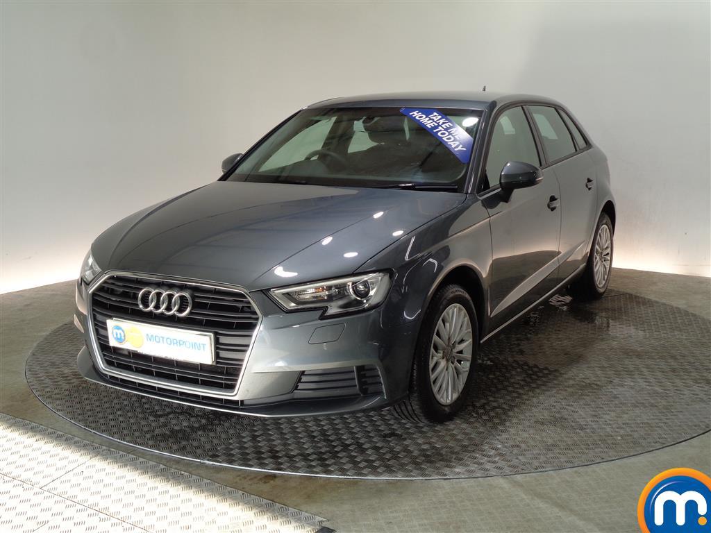 Audi A3 SE Technik - Stock Number (978929) - Passenger side front corner