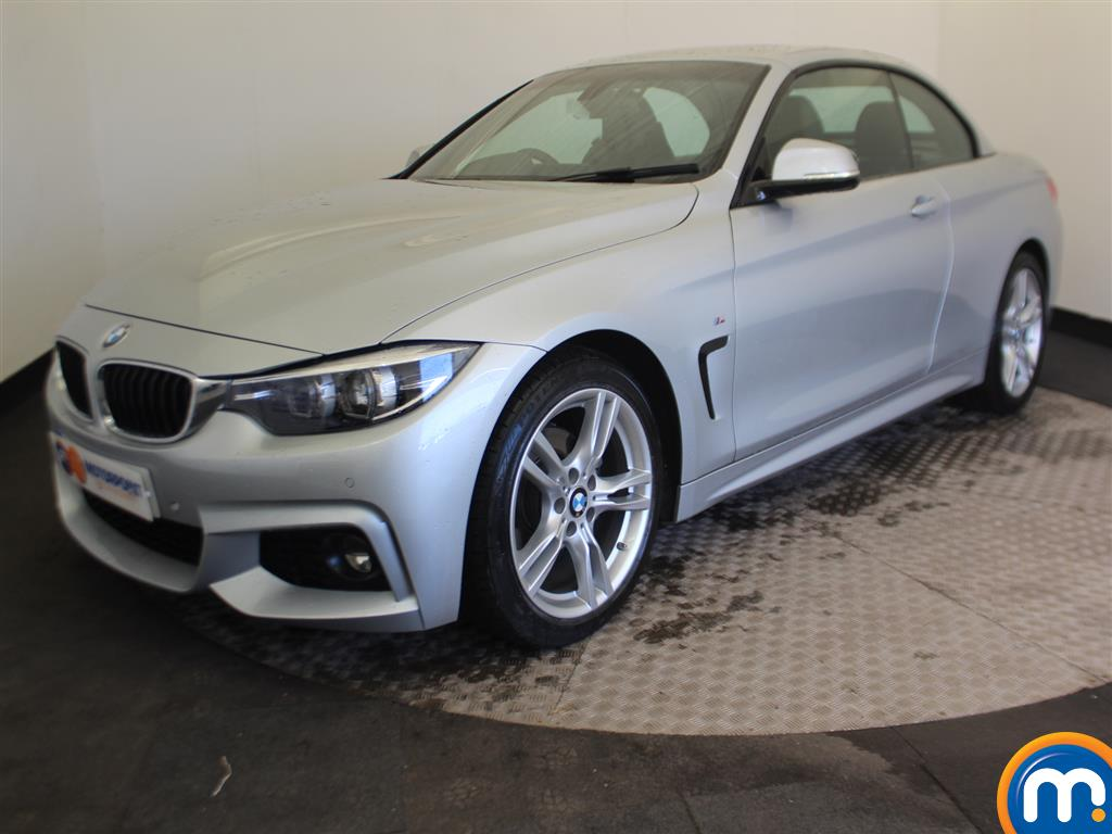BMW 4 Series M Sport - Stock Number (982390) - Passenger side front corner
