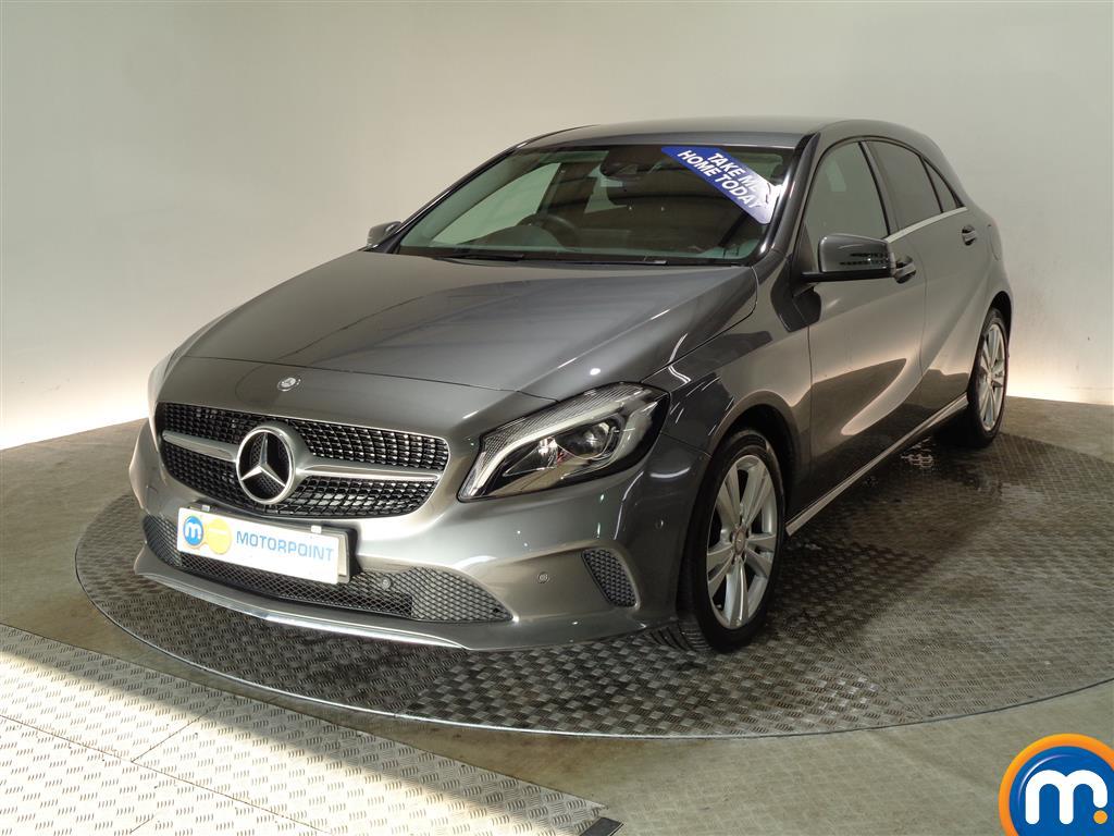Mercedes-Benz A Class Sport - Stock Number (982698) - Passenger side front corner