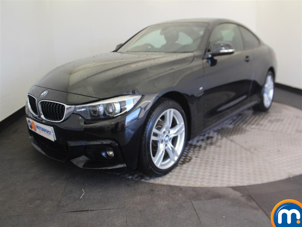BMW 4 Series M Sport - Stock Number (981439) - Passenger side front corner