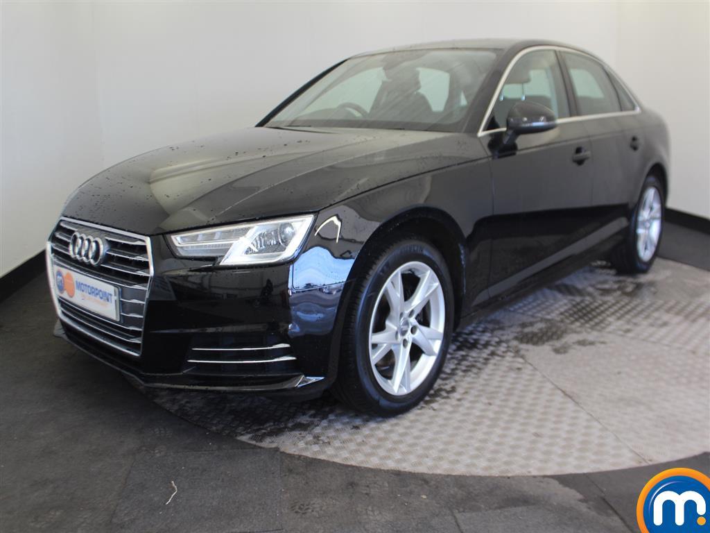 Audi A4 Sport - Stock Number (982535) - Passenger side front corner