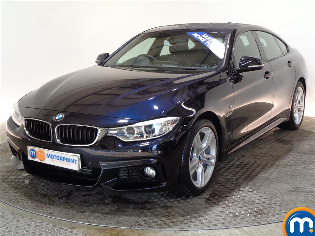 BMW 4 Series M Sport - Stock Number (983362) - Passenger side front corner