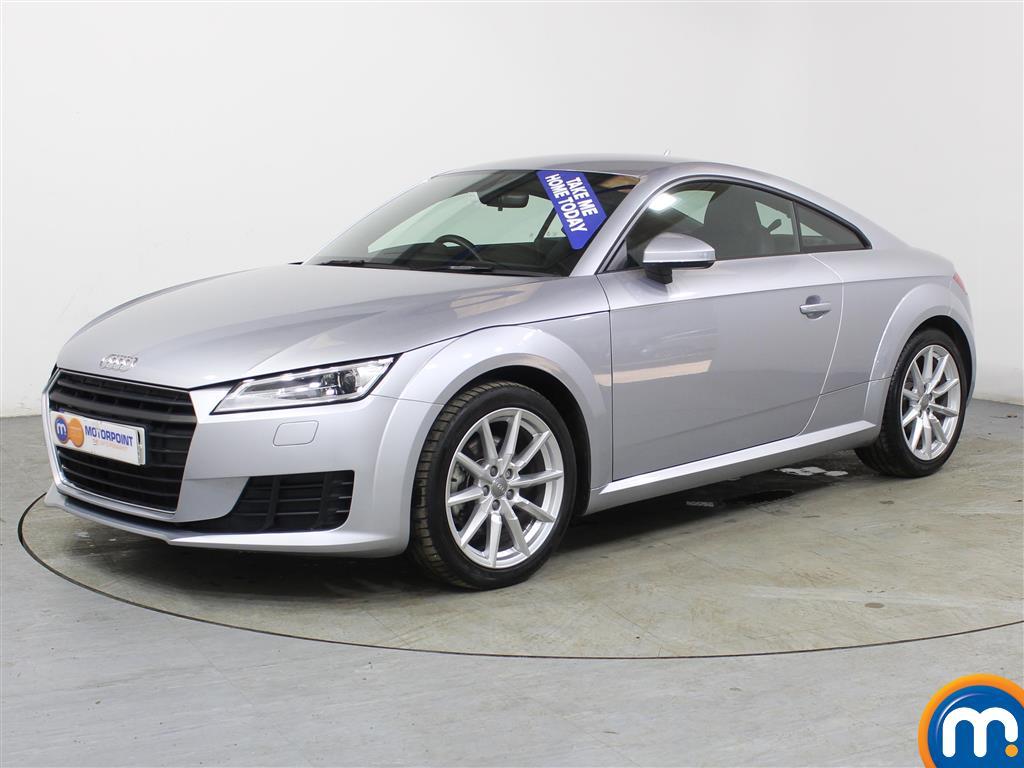 Audi TT Sport - Stock Number (983885) - Passenger side front corner