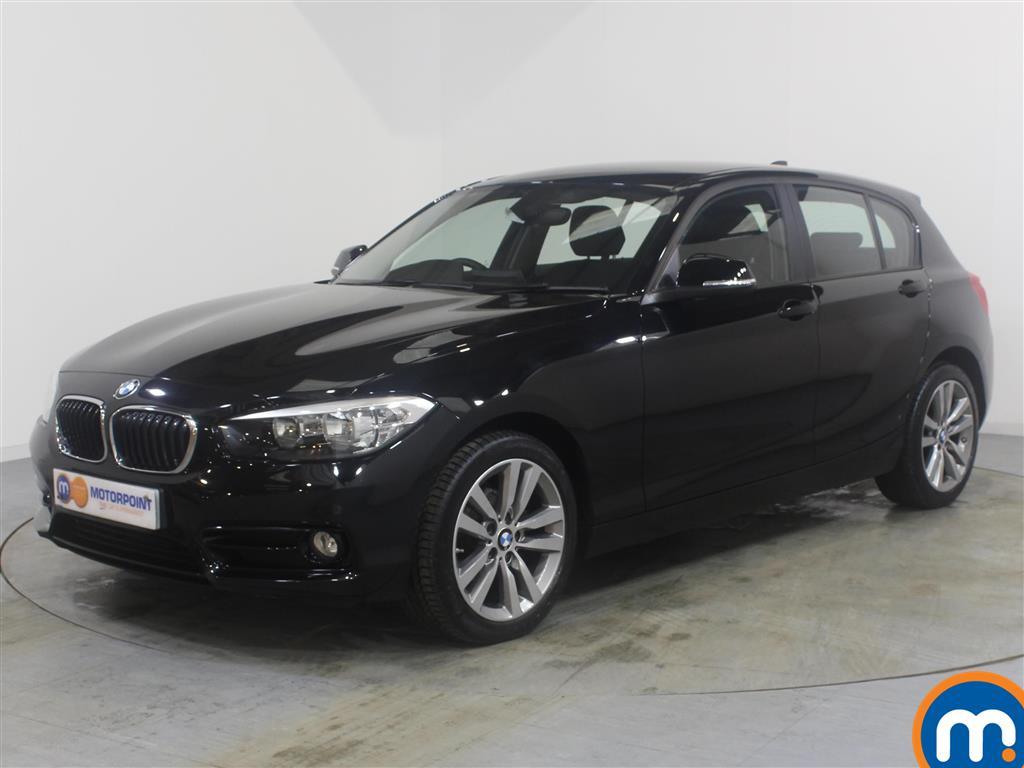 BMW 1 Series Sport - Stock Number (978937) - Passenger side front corner