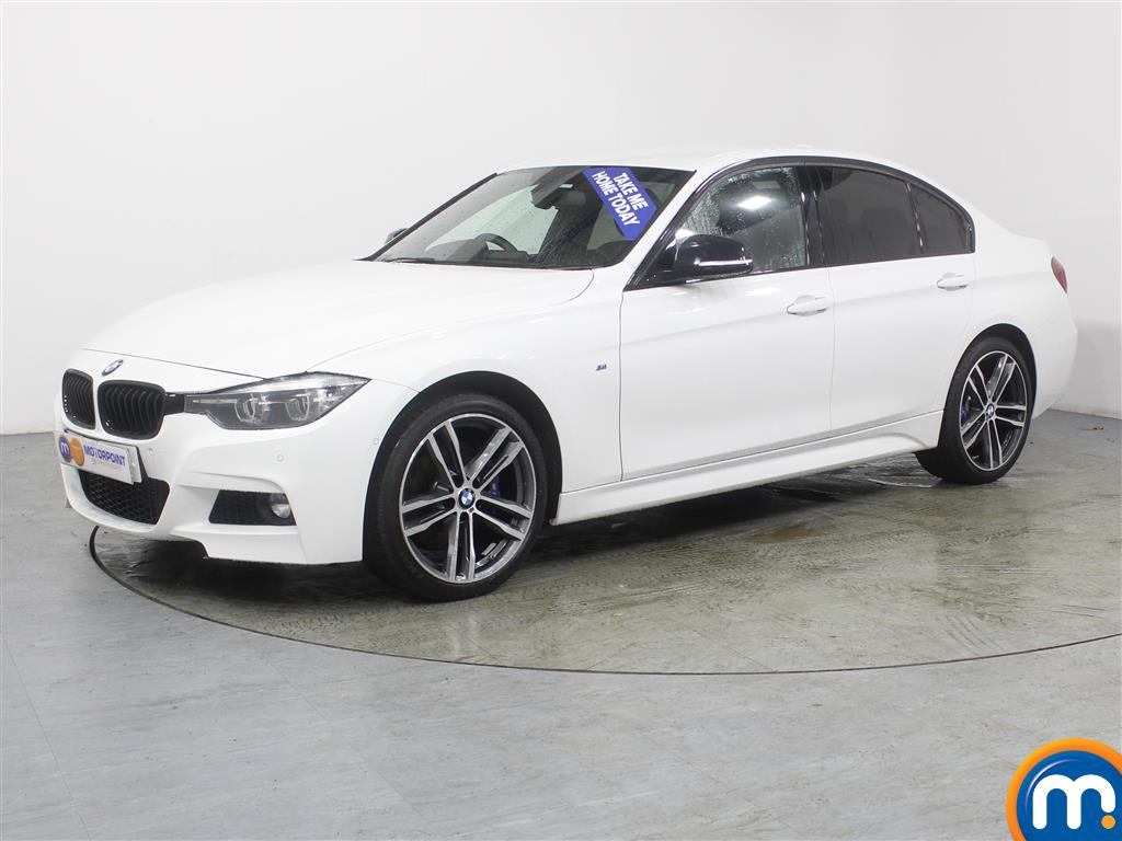BMW 3 Series M Sport Shadow Edition - Stock Number (958024) - Passenger side front corner