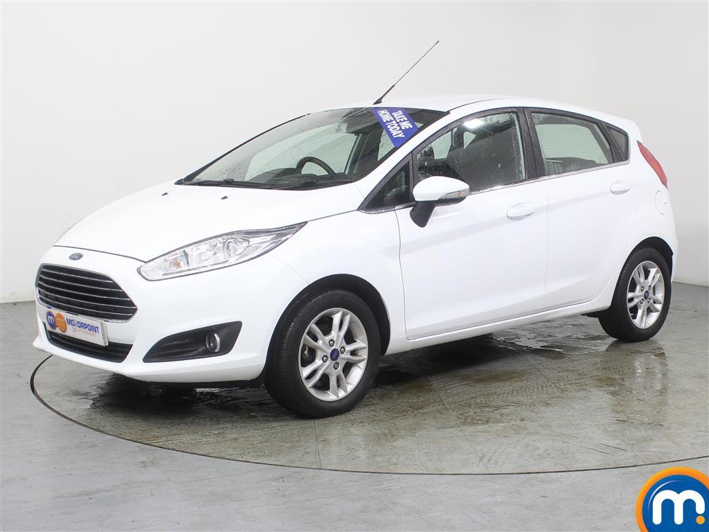 Ford Fiesta Zetec - Stock Number (974991) - Passenger side front corner