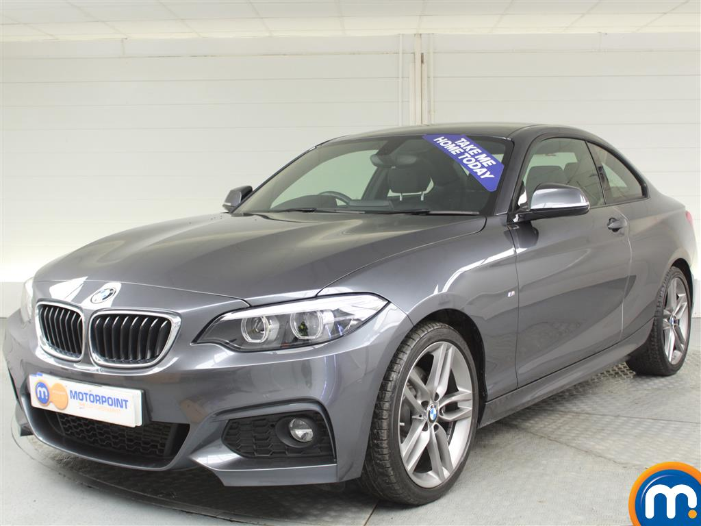 BMW 2 Series M Sport - Stock Number (981018) - Passenger side front corner