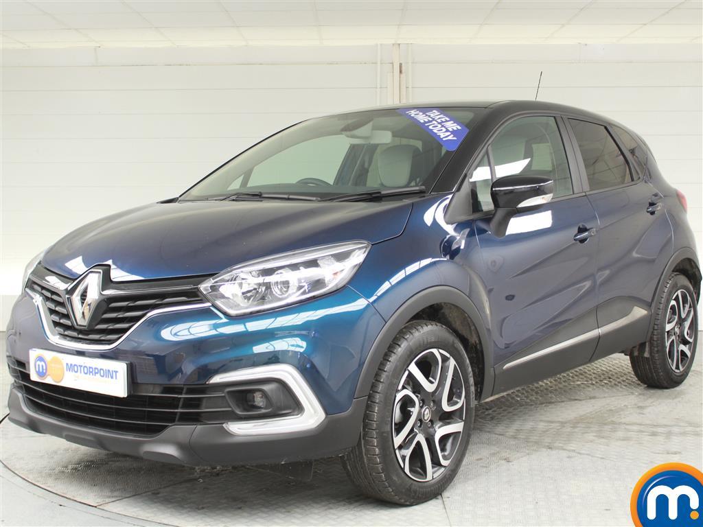 Renault Captur Iconic - Stock Number (966482) - Passenger side front corner