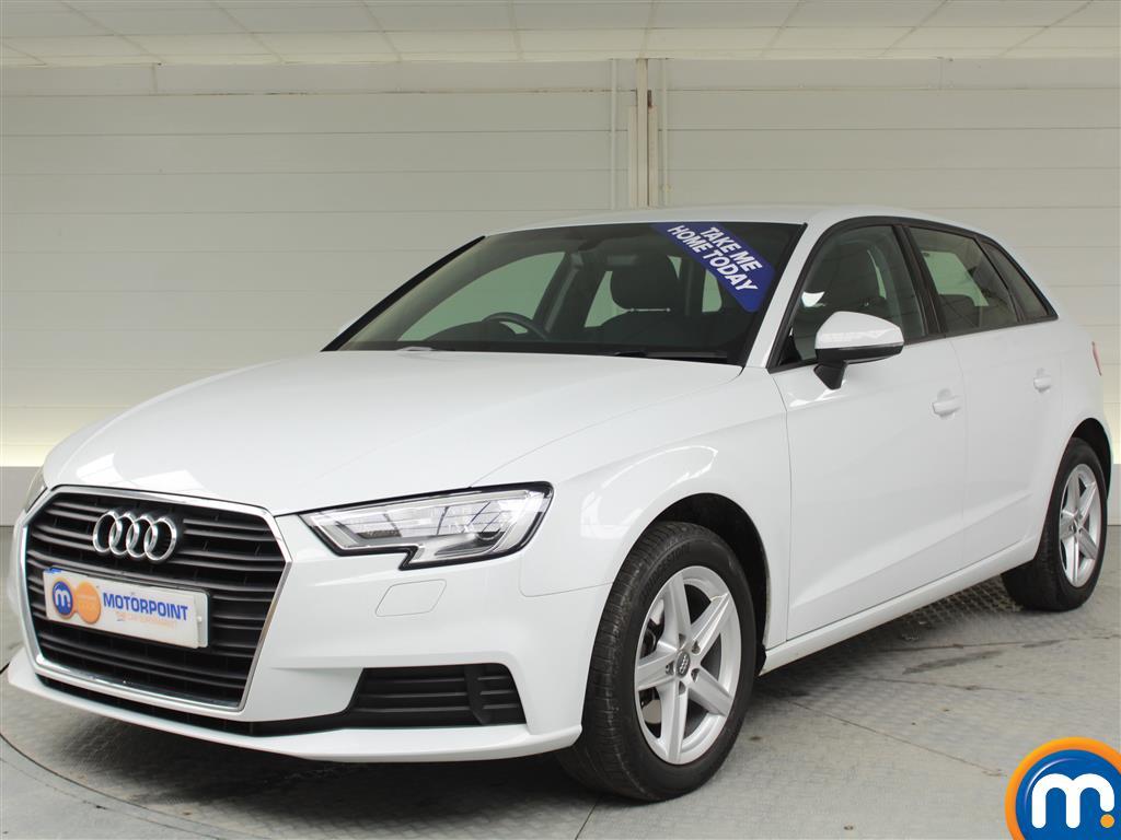Audi A3 SE - Stock Number (984184) - Passenger side front corner