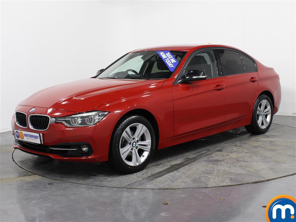 BMW 3 Series Sport - Stock Number (981299) - Passenger side front corner