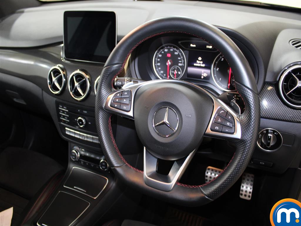 Mercedes-Benz B Class Amg Line Automatic Diesel Hatchback - Stock Number (976697) - 2nd supplementary image