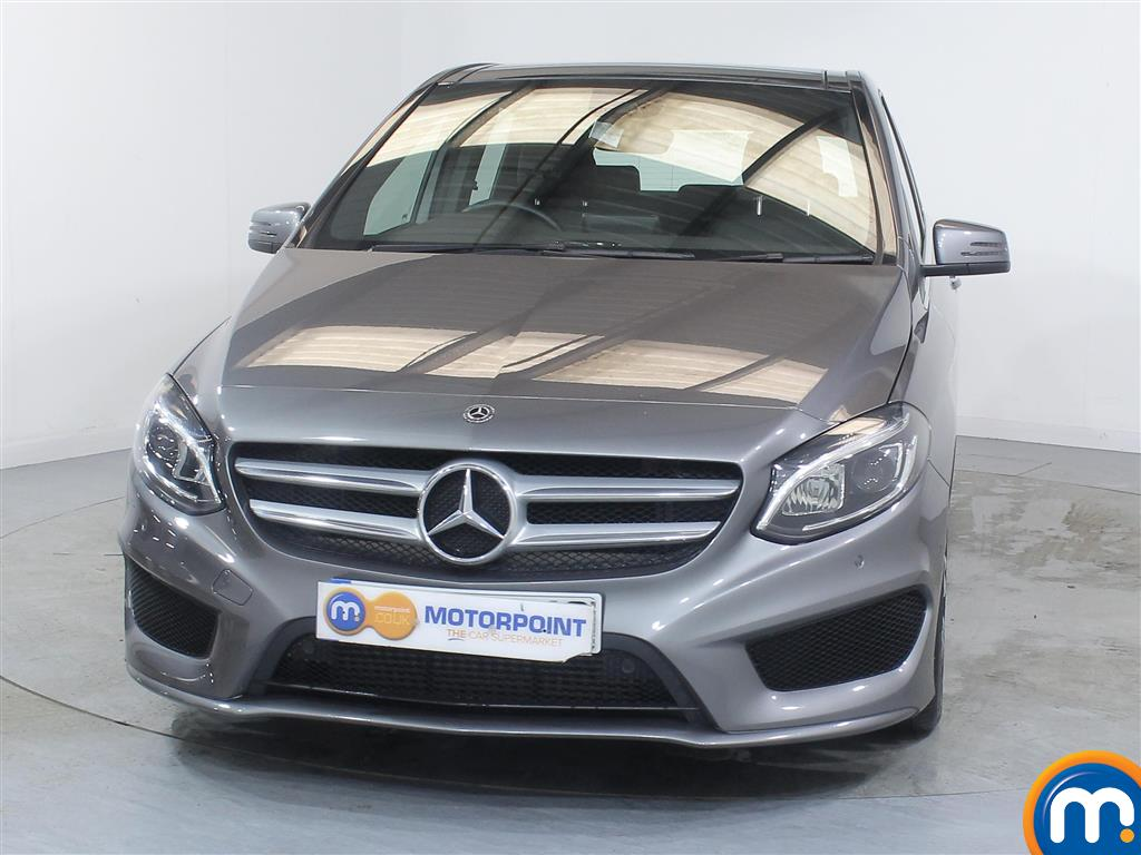Mercedes-Benz B Class Amg Line Automatic Diesel Hatchback - Stock Number (976697) - Front bumper