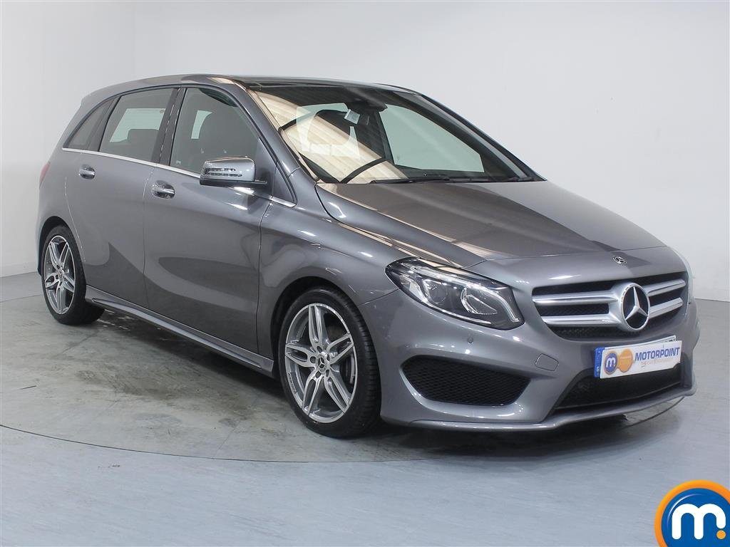 Mercedes-Benz B Class Amg Line Automatic Diesel Hatchback - Stock Number (976697) - Drivers side front corner