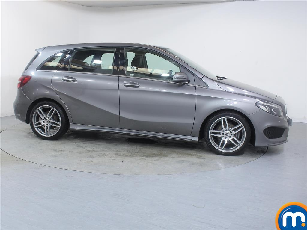 Mercedes-Benz B Class Amg Line Automatic Diesel Hatchback - Stock Number (976697) - Drivers side