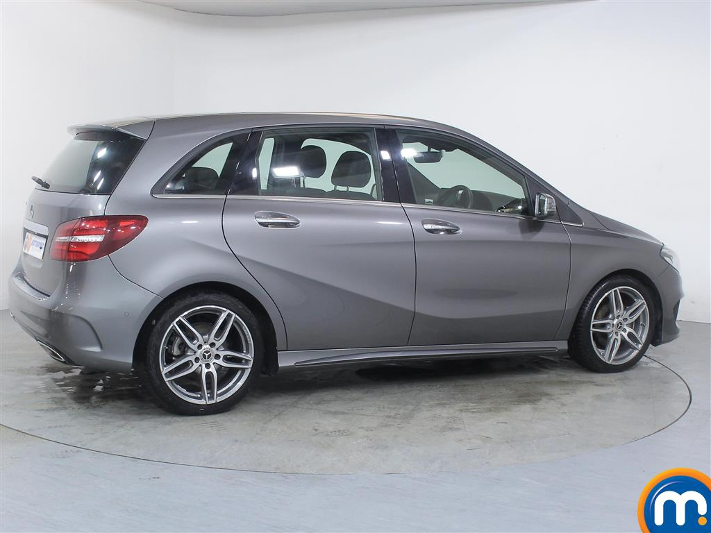 Mercedes-Benz B Class Amg Line Automatic Diesel Hatchback - Stock Number (976697) - Drivers side rear corner