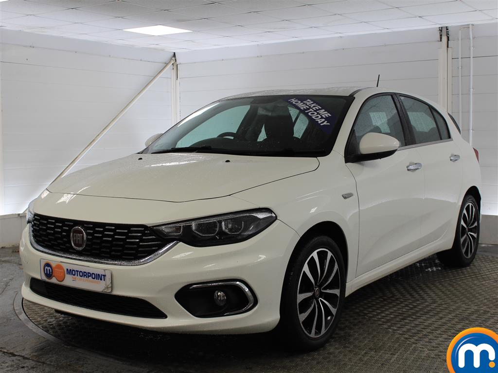 Fiat Tipo Lounge - Stock Number (981494) - Passenger side front corner