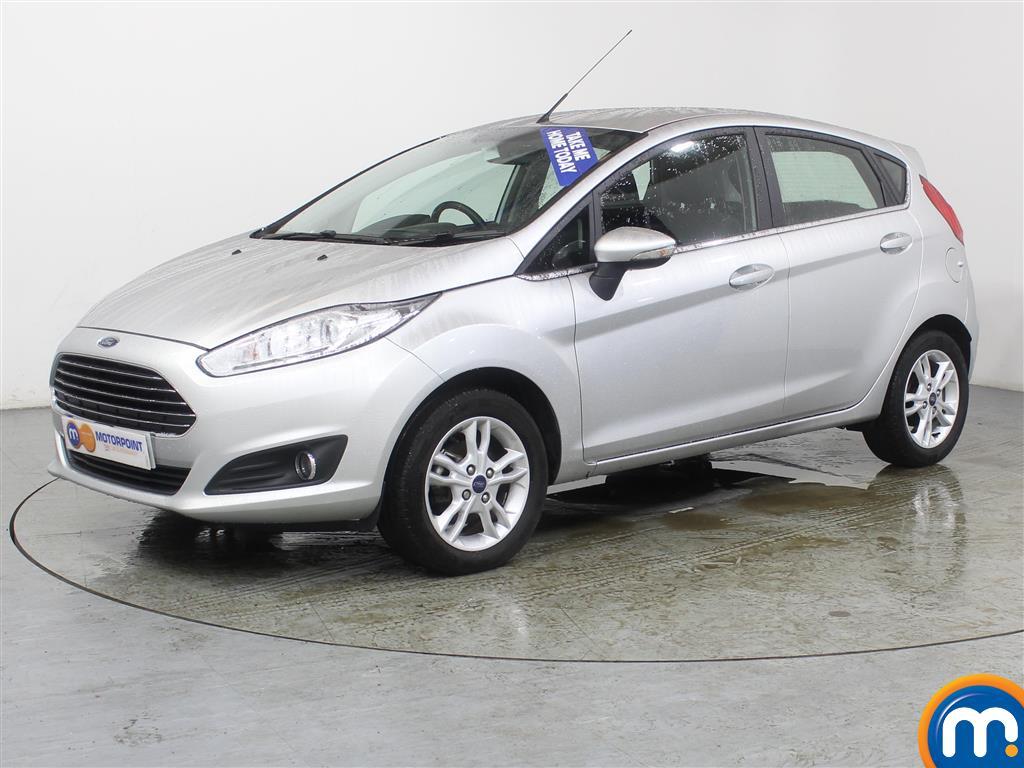 Ford Fiesta Zetec - Stock Number (981531) - Passenger side front corner