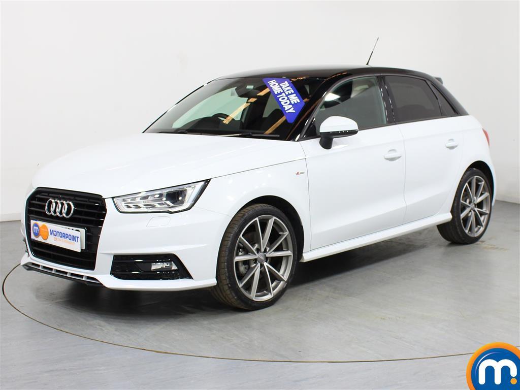 Audi A1 Black Edition Nav - Stock Number (981095) - Passenger side front corner