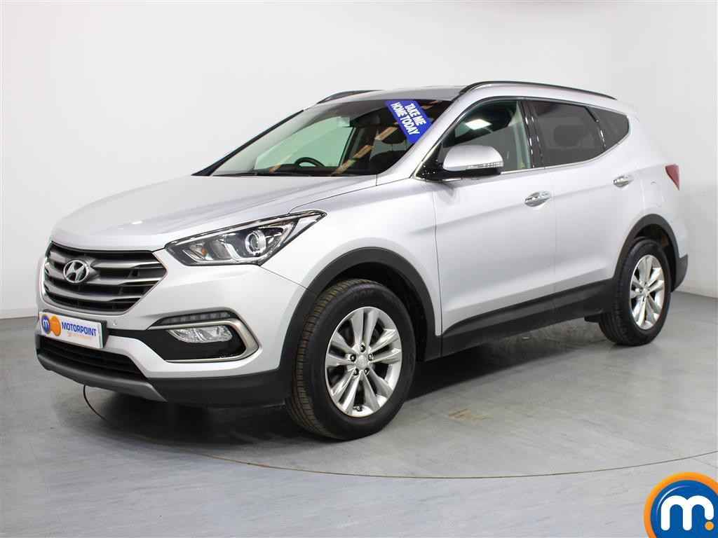 Hyundai Santa Fe Premium - Stock Number (983090) - Passenger side front corner