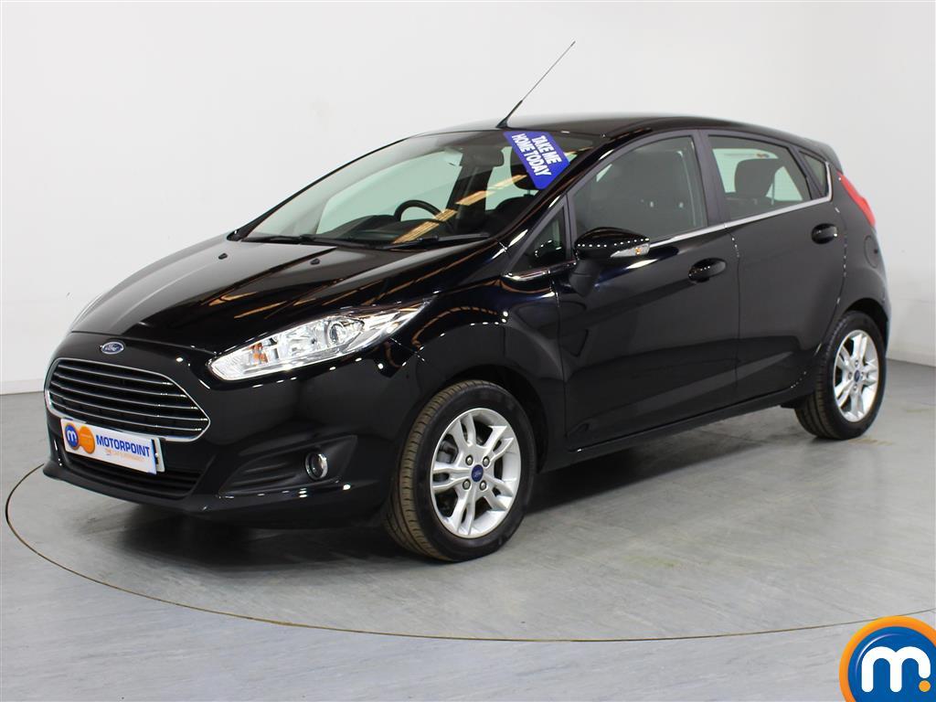 Ford Fiesta Zetec - Stock Number (986153) - Passenger side front corner