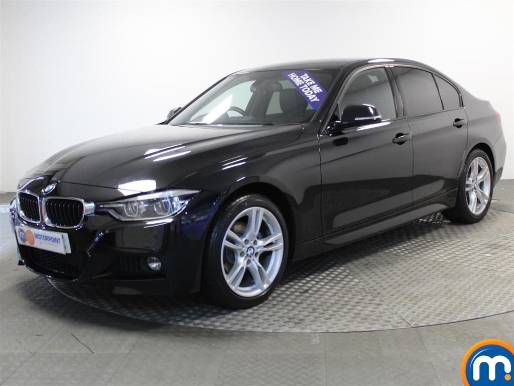 BMW 3 Series M Sport - Stock Number (981044) - Passenger side front corner
