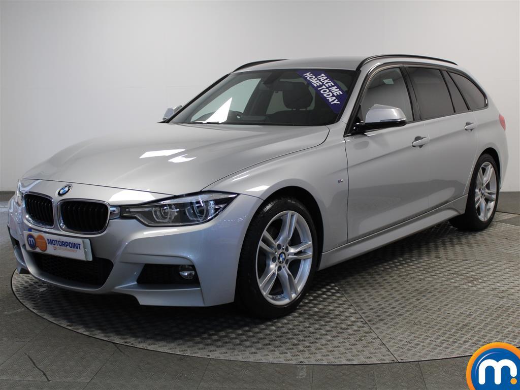 BMW 3 Series M Sport - Stock Number (981259) - Passenger side front corner