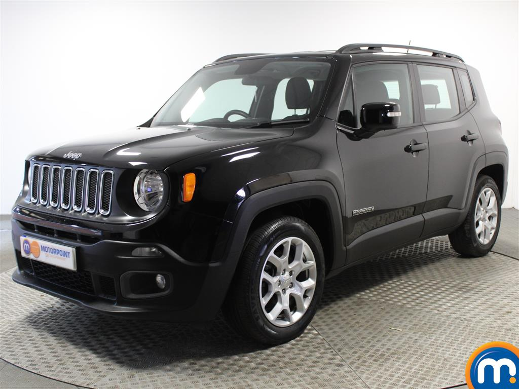 Jeep Renegade Longitude - Stock Number (979138) - Passenger side front corner