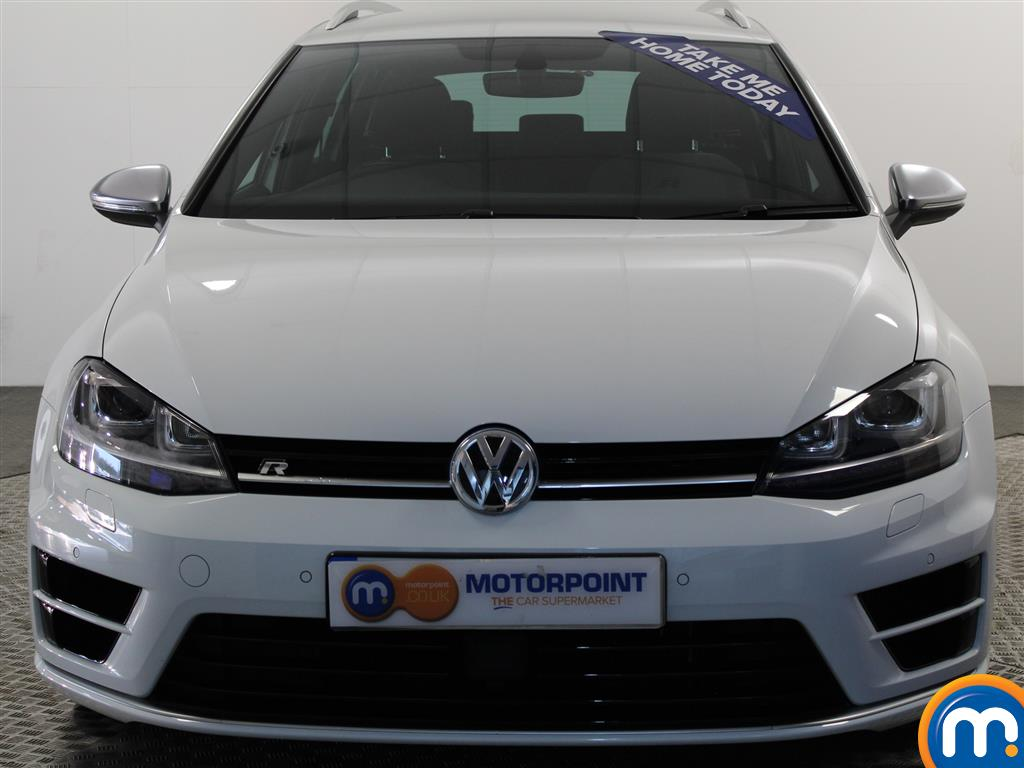 Volkswagen Golf R Automatic Petrol Estate - Stock Number (980479) - Front bumper