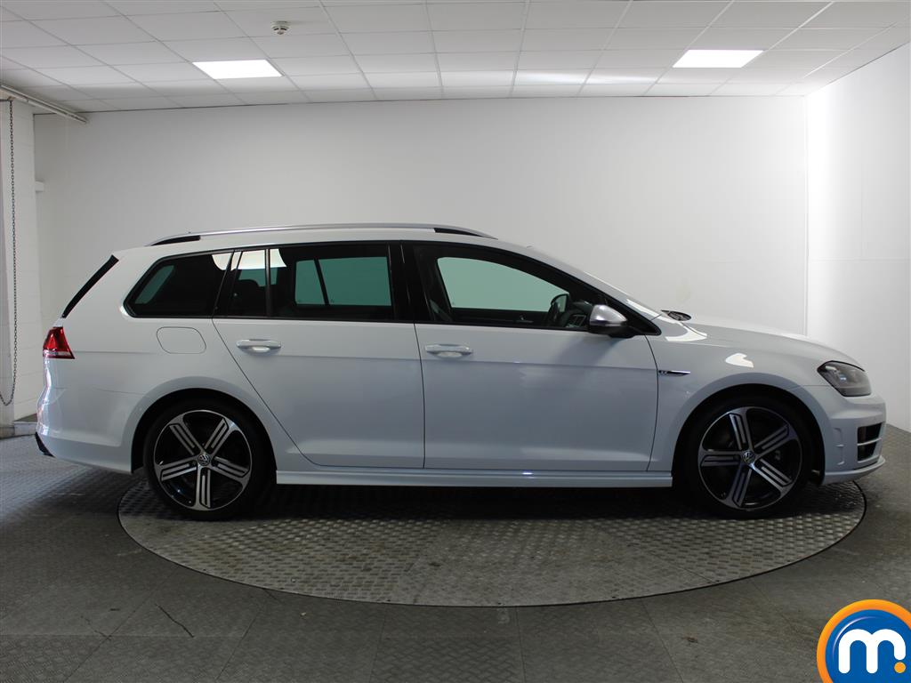 Volkswagen Golf R Automatic Petrol Estate - Stock Number (980479) - Drivers side