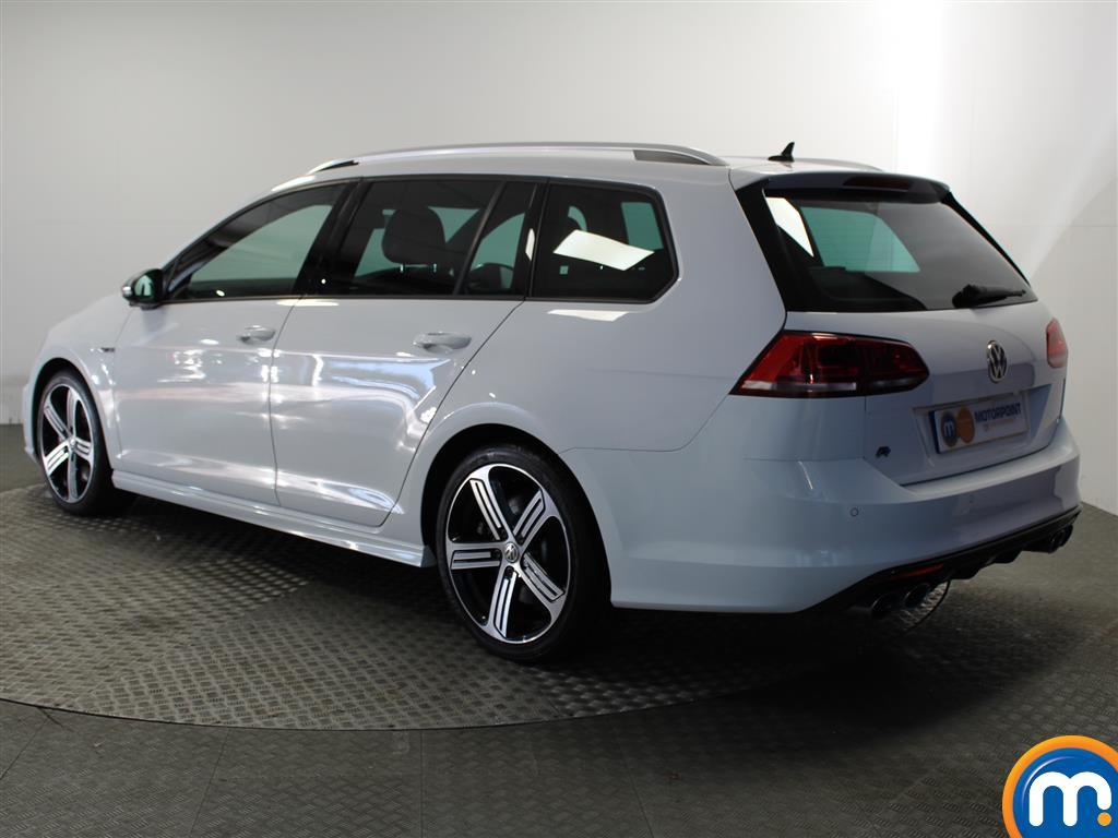 Volkswagen Golf R Automatic Petrol Estate - Stock Number (980479) - Passenger side rear corner