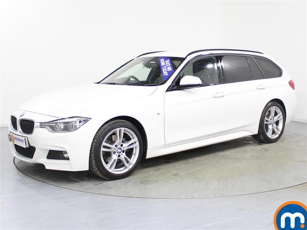BMW 3 Series M Sport - Stock Number (981318) - Passenger side front corner