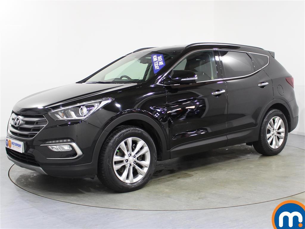 Hyundai Santa Fe Premium - Stock Number (982317) - Passenger side front corner