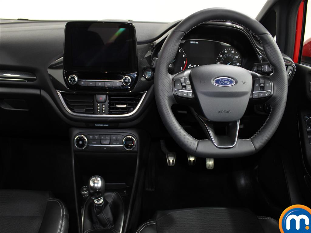 Ford Fiesta St-Line X Manual Petrol Hatchback - Stock Number (982314) - 3rd supplementary image