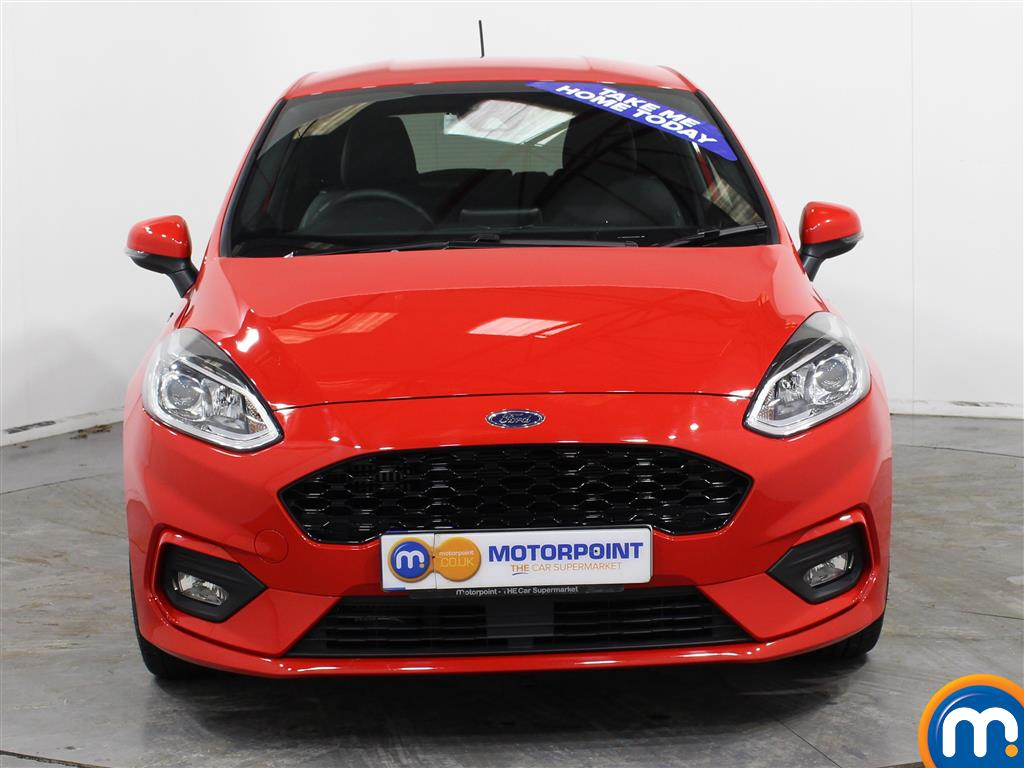 Ford Fiesta St-Line X Manual Petrol Hatchback - Stock Number (982314) - Front bumper