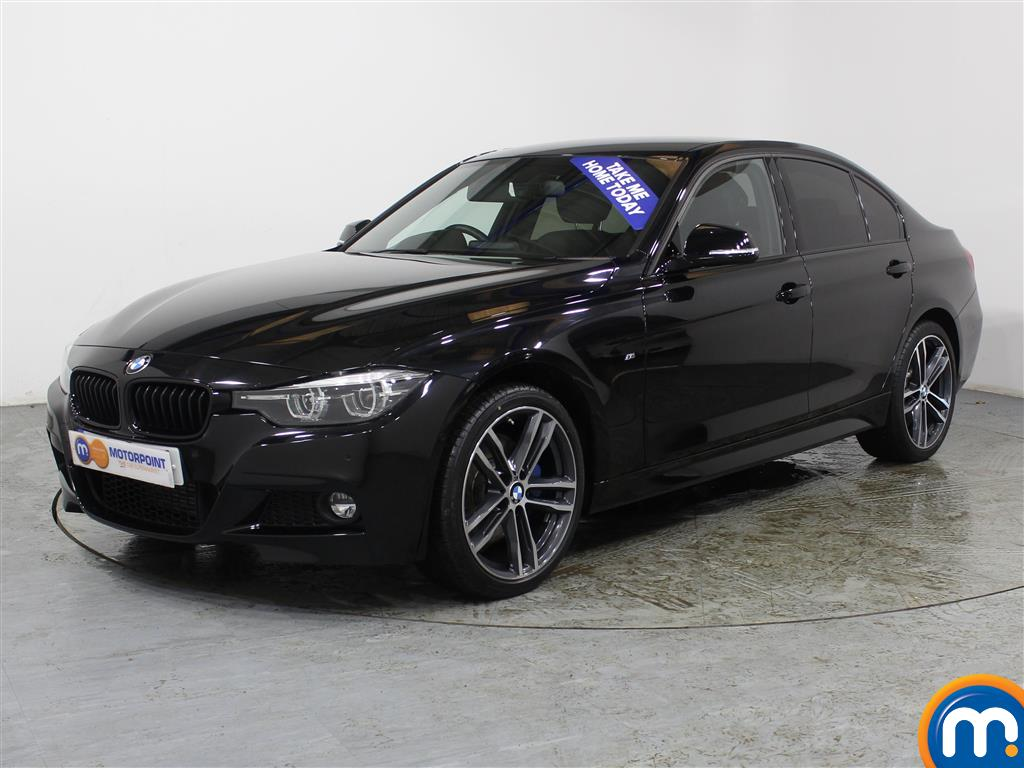 BMW 3 Series M Sport Shadow Edition - Stock Number (957949) - Passenger side front corner