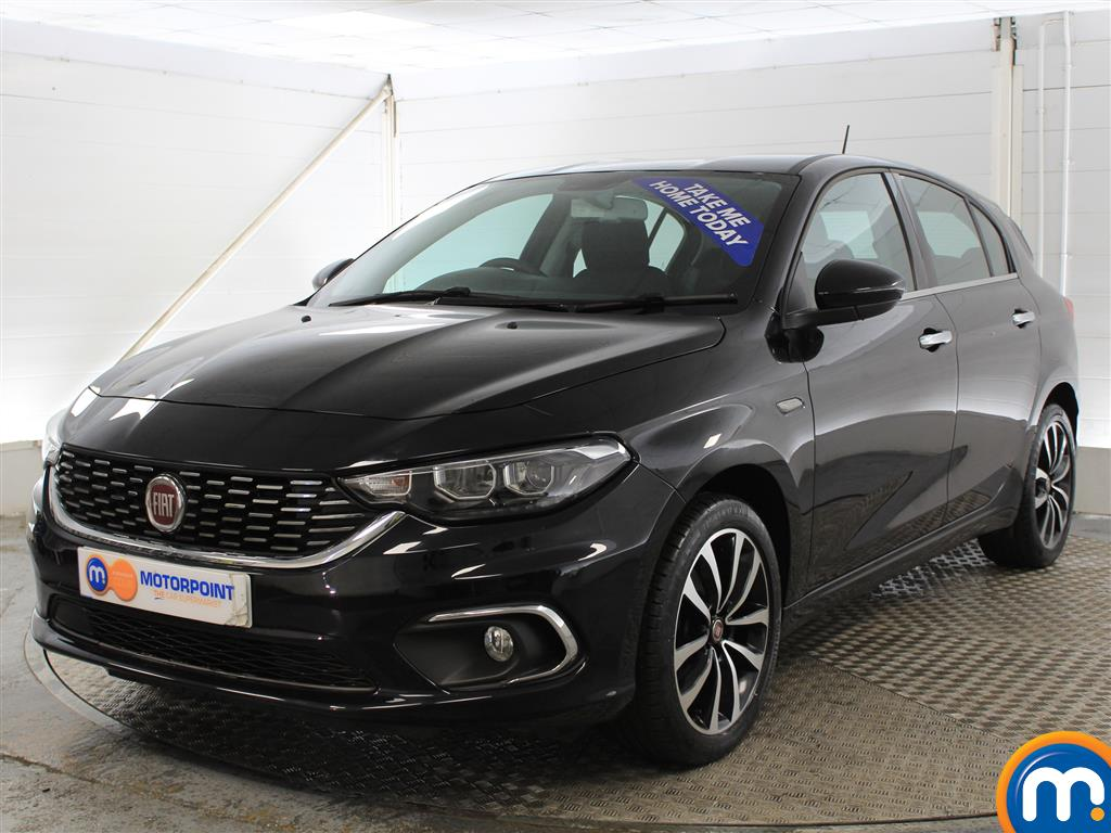 Fiat Tipo Lounge - Stock Number (981602) - Passenger side front corner