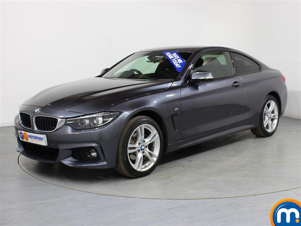 BMW 4 Series M Sport - Stock Number (981911) - Passenger side front corner
