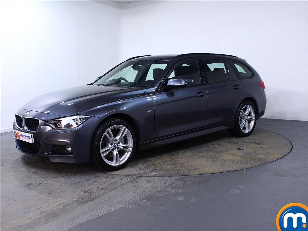 BMW 3 Series M Sport - Stock Number (982509) - Passenger side front corner