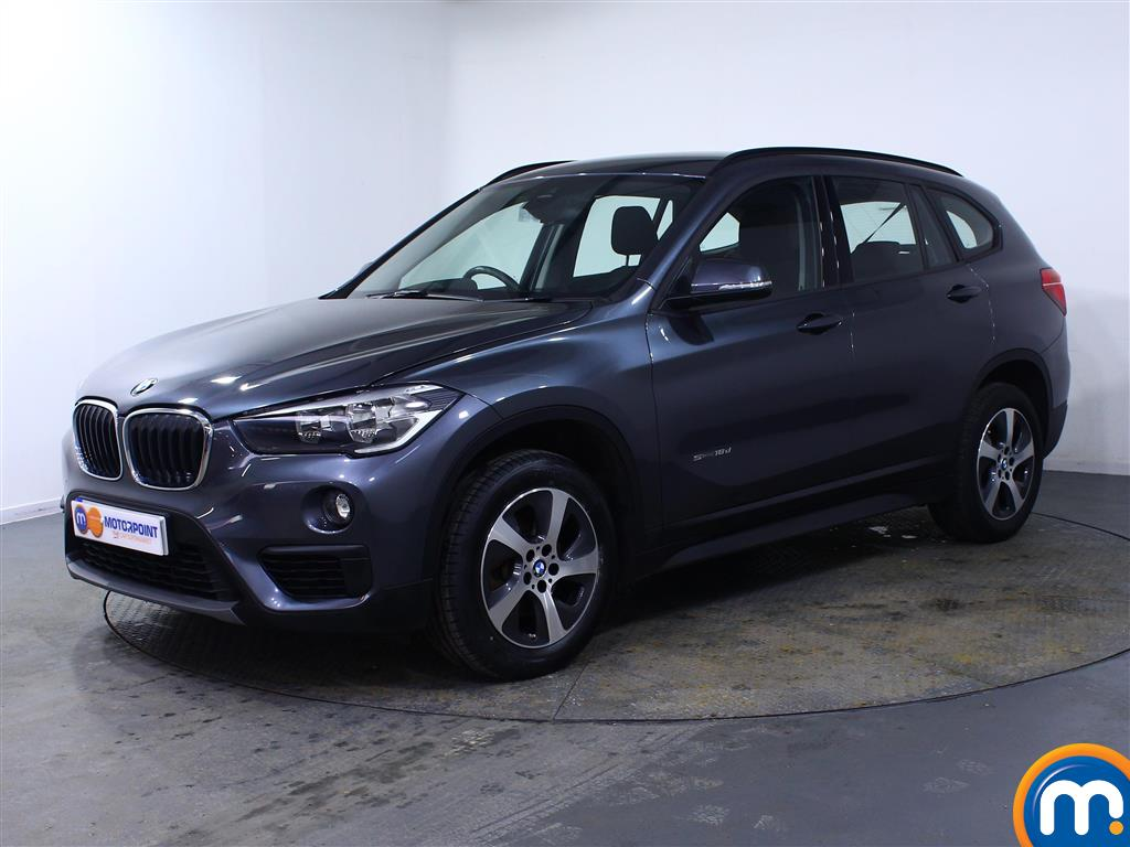 BMW X1 SE - Stock Number (982587) - Passenger side front corner